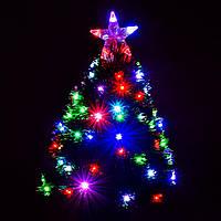 Новогодняя елка светящаяся настольная
