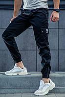 Штаны демисезонные мужские черные Rextim Hooligan Black. Мужские штаны карго черные