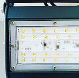Прожектор LED секционный Luxel 200W IP65 Уличный Гарантия 2 Года, фото 3