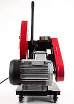 Монтажная пила LEX J3G-400/ 220В/ 4000Вт Ременная передача, фото 3