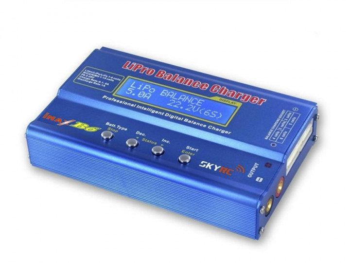 Умное зарядное устройство балансир ВТВ iMAX B6 для АКБ