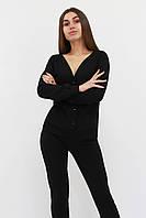 S, M, L / Повсякденний жіночий костюм Nevada, чорний M (44-46)