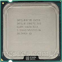 Процессор Intel Core 2 Duo E6550 2.33GHz 2M Cache 1333 MHz FSB Socket 775 SLA9X