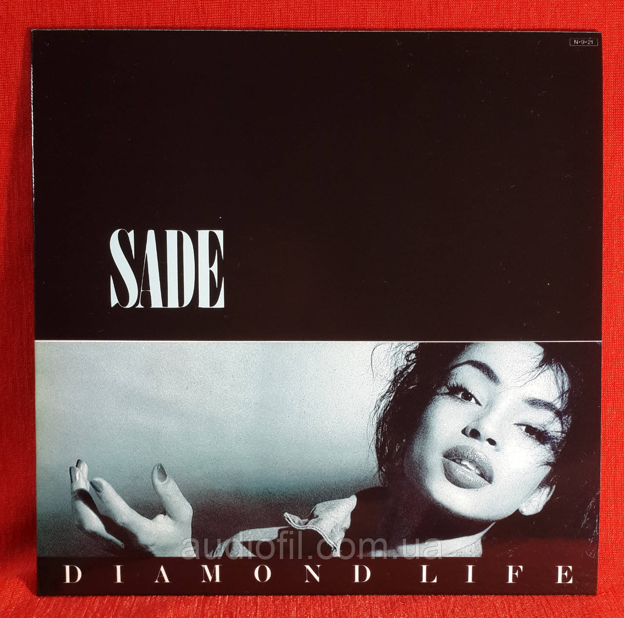 CD диск Sade - Diamond Life, фото 1