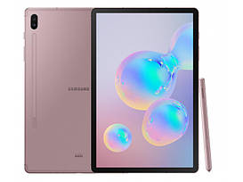 ПЛАНШЕТ SAMSUNG GALAXY TAB S6 10.5 6/128GB WI-FI SM-T860 ROSE BLUSH (SM-T860NZNA)