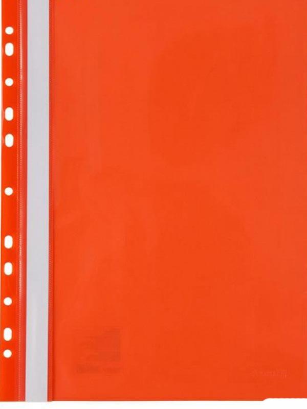 Папка скоросшиватель для файлов А4 AXENT красный (20шт)