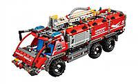 Конструктор Decool 3371 Спасательный транспорт, 1110 дет, фото 1