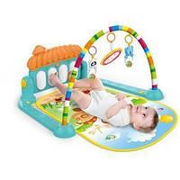 Розвиваючий килимок піаніно для немовляти НЕ 0639