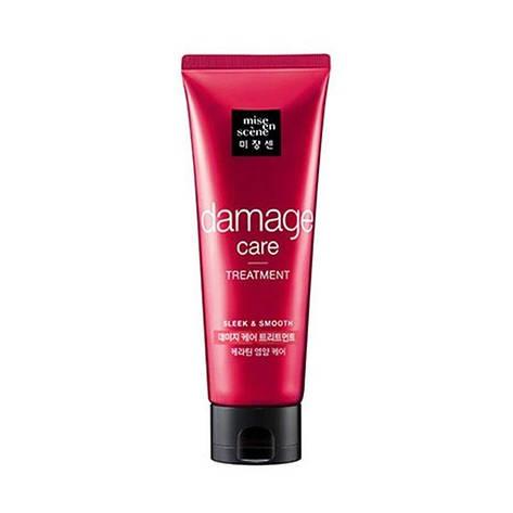 Восстанавливающая маска с аргановым маслом для повреждённых волос Damage Care Treatment 330 мл (704312), фото 2
