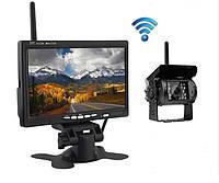 """Монитор для камеры заднего вида 7,0"""" + с камерой для грузовиков"""