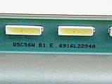 """Модуль підсвічування 49"""" V15 ART3 FHD REV 0.1 6 (L_R)-Type (матриця LC490EUE-FHM1)., фото 4"""