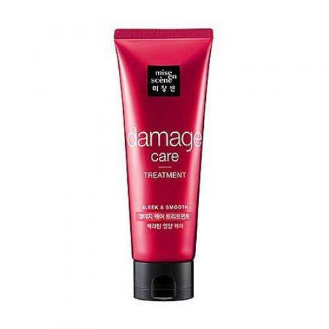 Восстанавливающая маска с аргановым маслом для повреждённых волос Damage Care Treatment,180 мл (698185), фото 2