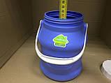 Бидон для пищевых продуктов 3 л / голубой, фото 3