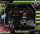 Вертолёт на радиоуправлении 3-к WL Toys S929 с автопилотом (красный), фото 5