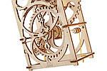 Таймер на 20 минут | UGEARS | Механический 3D конструктор из дерева, фото 3