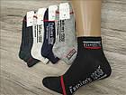 Носки мужские средние деми UYUT men cotton socks хлопок 41-47р.бесшовные с двойной пяткой ассорти НМД-0510357, фото 3