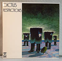 CD диск Cactus - Restrictions
