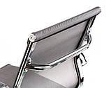 Кресло Solano office mesh grey, фото 4