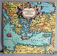 CD диск Triumvirat - Mediterranean Tales