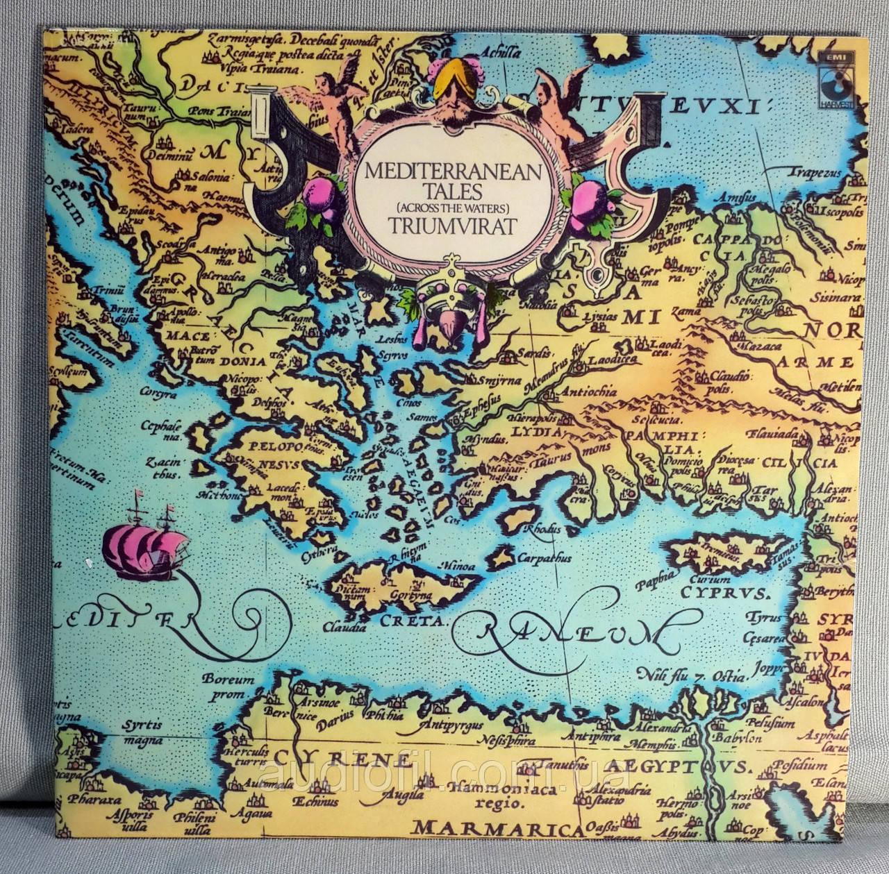 CD диски Triumvirat