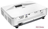 Профессиональный ультракороткофокусный проектор Vivitek DH765Z-UST Laser для коммерческих инсталляций