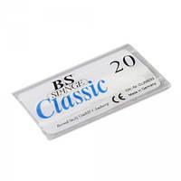 Пластины для вросшего ногтя B/S SPANGE 10 шт.№ 20