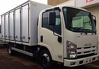Хлебный Фургон ISUZU NMR 85