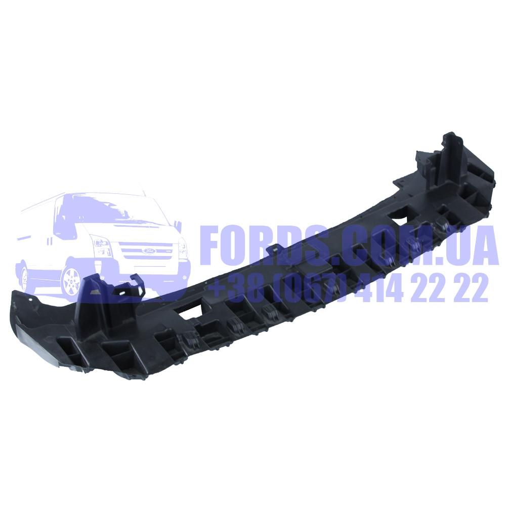 Дефлектор бампера переднего нижний FORD FIESTA 2013-2019 (1791900/C1BB8B384AB/HMPC1BB8B384AB) HMPX