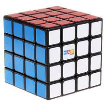 Кубик рубик 4х4 Яркие наклейки Smart Cube