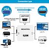 Конвертер Преобразователь с VGA в HDMI, фото 3