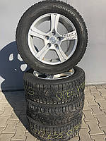 Диски бу GMP Italia 5/114.3 R16 7J ET45 Renault Trafic, Opel Vivaro+резина зима 205/65R16C Nokian