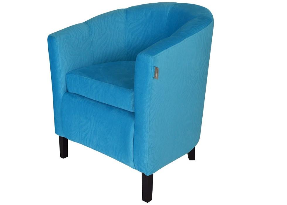 Кресло Бафи голубое Rich