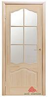 Межкомнатные двери из массива сосны Классика не крашенная.