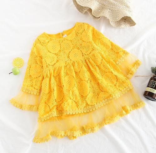 Платье детское нарядное    130