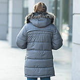 """Удобная и практичная зимняя курточка для мальчика """"Фил"""", фото 3"""