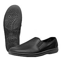 Туфли мужские рабочие кожаные