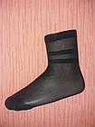 """Шкарпетки жіночі капронові """"Катерина"""" 40 ден .Колір чорний,смуги.Від 20шт по 2,90грн., фото 3"""
