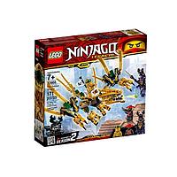 Конструктор LEGO Ninjago «Золотий дракон» 70666, фото 1