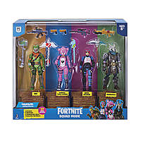 Набір фігурок Фортнайт Fortnite Squad Mode 4 Figure Pack серія 1 оригінал
