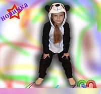 Пижама кигуруми  для девочек Панда