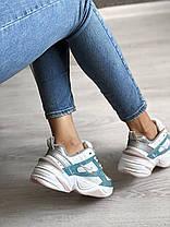 Женские кроссовки в стиле Nike M2k Tekno, фото 3