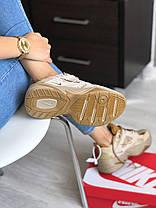Женские кроссовки в стиле Nike M2k Tekno Brown, фото 3