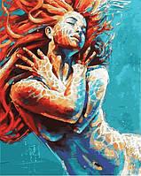 Картины по номерам 40×50 см. Плавая в цвете Художник Колин Стэплес, фото 1