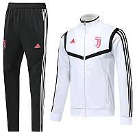 Детский спортивный костюм Ювентус 2019-2020 белый, фото 1