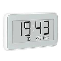 Метеостанция-часы Xiaomi Mijia Digital Hygrometer Clock E-ink для температуры и влажности чернильный дисплей