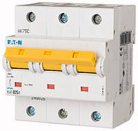 Автоматический выключатель  In=80А, 3п ( PLHT-C80/3) _ Eaton-SALE