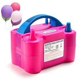 Электрический насос для воздушных шаров(Насос_0001)