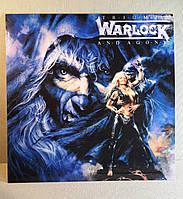 CD диск Warlock - Triumph And Agony