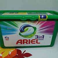 Капсулы для стирки Ariel TM Procter & Gamble