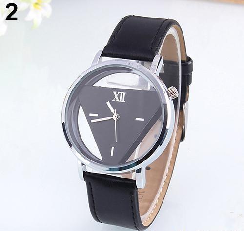Часы женские Triangle black (черный)